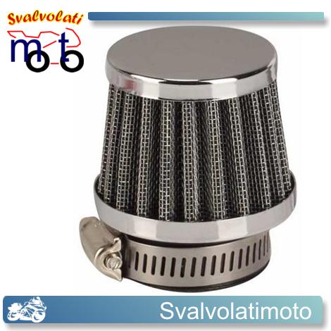 Aerazione forzata filtro aria moto for Filtro aria cabina passat 2012