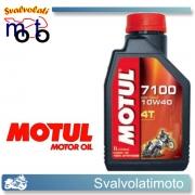 OLIO MOTUL 7100 4 TEMPI GRADAZIONE 10W-40