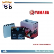 BATTERIA ONE CT12B-BS ACIDO PREDOSATO A CORREDO PER YAMAHA YZF-R6 600 99-00