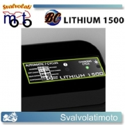 BC LITHIUM 1500 CARICA BATTERIE MOTO SCOOTER BC BATTERY CONTROLLER BC LITHIUM