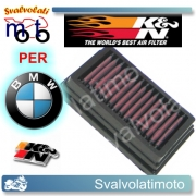 FILTRO ARIA K&N BMW HP2 1200 2006 > 2009