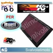 FILTRO ARIA K&N BUELL CR 1125 2009 > 2010