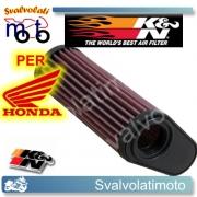 FILTRO ARIA K&N HONDA CBF 1000 F-FA 2010 > 2011