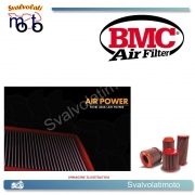 FILTRO ARIA SPORTIVO BMC AIR POWER FAF57204 SUZUKI GLADIUS ABS 2009 > 2015