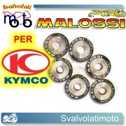 MALOSSI 6 RULLI GR 18 KYMCO PEOPLE GTI 300 IE 4T LC