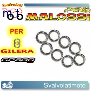 MALOSSI 8 RULLI GR 19 GILERA GP 800 4T LC