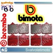 PASTIGLIE BREMBO ANTERIORI SINT. BIMOTA DB7 1098 DAL 2008 >