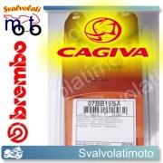 PASTIGLIE BREMBO ANTERIORI CAGIVA V-RAPTOR 1000 CC 2000 >