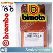 PASTIGLIE BREMBO ANTERIORI BIMOTA SB8 SANTAMONICA 1000 2007 >