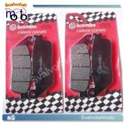 PASTIGLIE BREMBO 07074CC ANTERIORI BMW C 600 SPORT 2012 IN POI