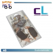 PASTIGLIE POSTERIORI CARBONE LORRAINE 2326S4 HONDA    XLV VARADERO 125 2001 >