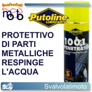 PUTOLINE 1001 PROTETTIVO LUCIDANTE PARTI METALLICHE IDROREPELLEN