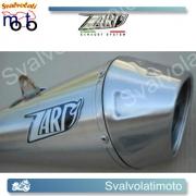 SCARICO ZARD COD. ZG 074 SSO SILENZIATORE INOX OMOLOGATO CAT.  perMoto Guzzi Sport 1200