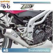 SCARICO ZARD COD. ZTPH 032 SKO Kit completo 3>1 inox omolog. per Triumph SpeedTriple 955 m.y.