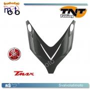 SOPRA SCUDO ANTERIORE TNT TUNING NERO NEUTRO YAMAHA TMAX T-MAX 500 2001>2007
