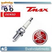 1 CANDELA CANDELE DENSO U22 YAMAHA T-MAX  500-530