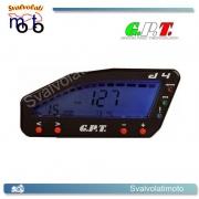 CONTAMARCE CONTACHILOMETRI CONTAGIRI DIGITALE MOTO UNIVERSALE GPT D4 CC GPS