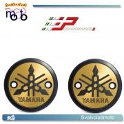 COPPIA CARTER NERO ORO PERFORMANCE1 CAR004G DIAPASON MAXI T-MAX 500 T-MAX 530