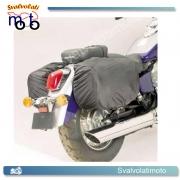 COPERTURE NYLON IMPERMEABILI  PER BORSE DA MOTO CUSTOM