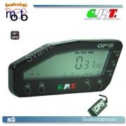 CRONOMETRO DIGITALE UNIVERSALE CON MODULO GPS GPT D GPS 19 PISTE MEMORIZZATE