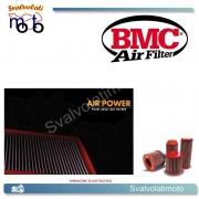 FILTRO ARIA BMC AIRPOWER FAF61720 APRILIA SHIVER SL 750 GT 2008 > 2013