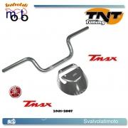 KIT MANUBRIO RACING REGOLABILE TITANIO TNT TUNING YAMAHA T-MAX 500 2001 2007