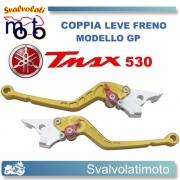 LEVE FRENO REGOLABILI TITAX GP T-MAX 530 DAL 2012 IN POI