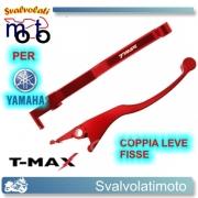 LEVE FRENO T-MAX  COLORE ROSSO T-MAX 500 DAL 2001 AL 2007