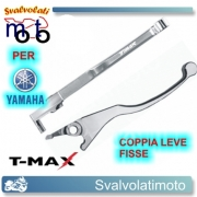 LEVE FRENO T-MAX  COLORE CROMO T-MAX 500 DAL 2001 AL 2007