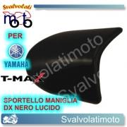 MANIGLIA SPORTELLO DESTRO NERA YAMAHA T-MAX 2008 2011