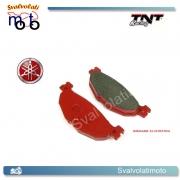 PASTICCHE POSTERIORI ORGANICHE TNT RACING 281930L YAMAHA T-MAX 500 2004 2011