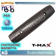 PROTEZIONE MARMITA  CARBOON LOOK PER T-MAX 2008-12