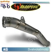 SCARICO AKRAPOVIC SM-S7SO1T  LINEA MEGAPHONE (TITANIO) PER  SUZUKI GSR 750