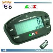TACHIMETRO DIGITALE GPT SP 2001 GPS SATELLITARE UNIVERSALE ENDURO CROSS QUAD