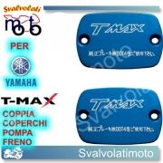 TAPPI VASCHETTA OLIO COLORE ROSSO T-MAX 500 DAL 2008 AL 2011
