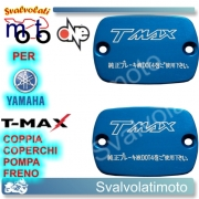 TAPPI VASCHETTA OLIO COLORE BLU T-MAX 500 DAL 2008 AL 2011