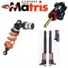 Forcelle Sospensioni Ammortizzatori Sterzo Matris Moto e Scooter