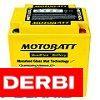 Motobatt Derbi