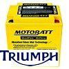 Motobatt Triumph