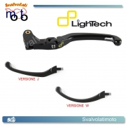 LEVA FRIZIONE LIGHTECH RIBALTABILE PER SNODO ORIGINALE LIGHTECH SUZUKI GSXR 600-750 2011 2012